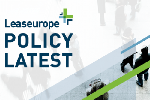 Leaseurope Policy Latest