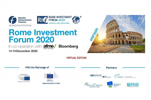 Rome Investment forum 2020 Febaf